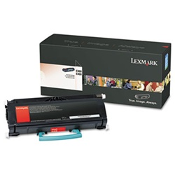 Genuine Lexmark E360/E460/E462 Series High Yield Return Program Toner Cartridge - E360H11A