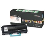 Genuine Lexmark E460 Series Extra High Yield Return Program Toner Cartridge - E460X11A