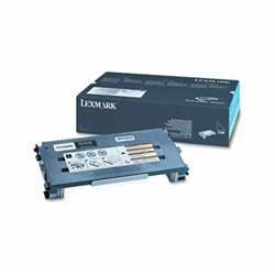Genuine Lexmark C500/X500/X502 Black High Yield Toner Cartridge- C500H2KG