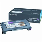 Genuine Lexmark C500/X500/X502 Magenta Toner Cartridge- C500S2MG
