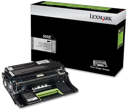 Genuine Lexmark MS310/MS410/MS510/MS610/MX310/MX410/MX510/MX511/MX610/MX611 Series Return Program Drum Unit (500Z) - 50F0Z00