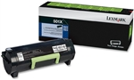 Genuine Lexmark MS410/MS510/MS610 Series Return Program Toner Cartridge (501X) - 50F1X00