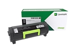 Genuine Lexmark MS/X317 Series Return Program Toner Cartridge  -  MS317, MX317, MS417, MX417, MS517, MX517, MS617, MX617 -51B1000