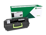 Genuine Lexmark MS817, MS818 Series Return Program Toner Cartridge  -  53B1000
