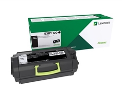 Genuine Lexmark MS817, MS818 Series Return Program Toner Cartridge  -  53B1H00