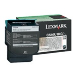 Genuine Lexmark C546/X546 Black High Yield Return Program Toner Cartridge - C546U1KG
