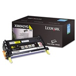 Genuine Lexmark X560 High Yield Yellow Toner Cartridge - X560H2YG