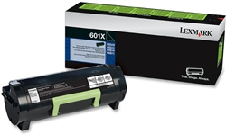 Genuine Lexmark MX510/MX511/MX610/MX611 Series Return Program Toner Cartridge (601X) - 60F1X00