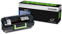 Genuine Lexmark MX710/MX711/MX810/MX811/MX812 Series Return Program Toner Cartridge (621H) - 62D1H00
