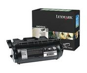 Genuine Lexmark T640/T642/T644 High Yield Return Program Toner Cartridge - 64015HA