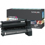 Genuine Lexmark C780/C782/X782 High Yield Magenta Return Program Toner Cartridge - CC780H1MG