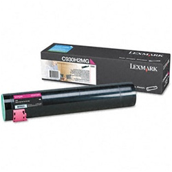 Genuine Lexmark C935 High Yield Magenta Toner Cartridge - C930H2MG