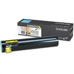 Genuine Lexmark C935 High Yield Yellow Toner Cartridge - C930H2YG