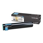 Genuine Lexmark X940/X945 High Yield Cyan Toner Cartridge - X945X2CG