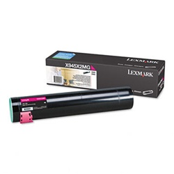 Genuine Lexmark X940/X945 High Yield Magenta Toner Cartridge - X945X2MG