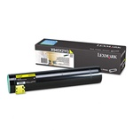 Genuine Lexmark X940/X945 High Yield Yellow Toner Cartridge - X945X2YG