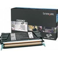 Genuine Lexmark C522/C524/C530/C532/C534 Black Return Program Toner Cartridge - C5220KS