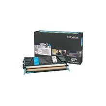 Genuine Lexmark C524/C532/C534 High Yield Cyan Return Program Toner Cartridge - C5240CH