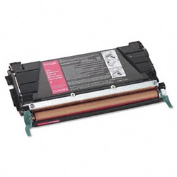 Genuine Lexmark C534 Extra High Yield Magenta Return Program Toner Cartridge - C5340MX