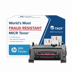 Troy M602, M603 CE390X Secure MICR Toner Cartridge - 02-81351-001