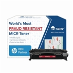 Genuine Troy P2055 Secure High Yield MICR Toner Cartridge - 02-81501-001