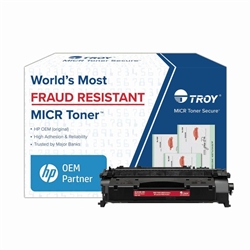 Genuine Troy P2055  High Yield MICR Toner Cartridge - 02-81501-001