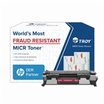 Genuine Troy M401/M425 Secure MICR Toner Cartridge - 0281550001 - CF280A