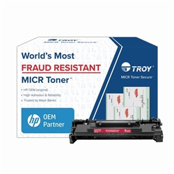 Genuine Troy M402/M426 Secure MICR Toner Cartridge - 02-81576-001 - CF226X