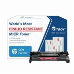 Genuine Troy M506/M527 Secure MICR Toner Cartridge - 02-81675-001 - CF287A