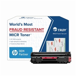 Genuine Troy M201/M225 Secure High Yield MICR Toner Cartridge - 02-82016-001 - CF283X