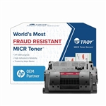 Troy M605, M606, CF281X Secure High Yield MICR Toner 02-82021-001