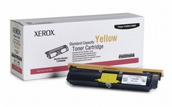 Genuine Xerox Phaser(R) 6120 Yellow Toner Cartridge  Standard Capacity - 113R00690