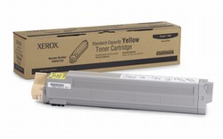 Genuine Xerox Phaser(R) 7400 Yellow Toner Cartridge  Standard Capacity - 106R01152