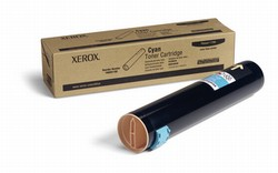 Genuine Xerox Phaser(R) 7760 Cyan Toner Cartridge - 106R01160