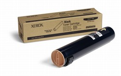 Genuine Xerox Phaser(R) 7760 Black Toner Cartridge - 106R01163