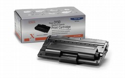 Genuine Xerox Phaser(R) 3150 Print Cartridge  Standard Capacity - 109R00746