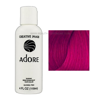 Adore Shining Semi-Permanent Hair Color 114 Violet Gem