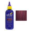 Adore Plus Semi-Permanent Hair Color 344 Plum Brown