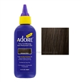 Adore Plus Semi-Permanent Hair Color 390 Brown Black