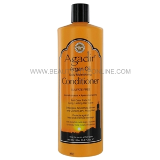 Agadir Argan Oil Daily Moisturizing Conditioner, 33.8 oz