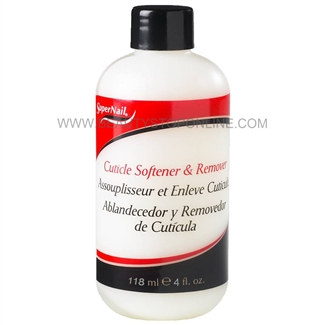 SuperNail Cuticle Softener & Remover 4 oz