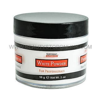 SuperNail White Powder 2 oz