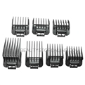 Andis Detachable Clipper Combs 7 Piece