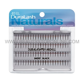 Ardell DuraLash Individual Lashes - Short Black 65061