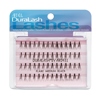Ardell DuraLash Lashes - Flare Medium Black 65097