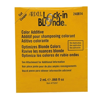 Ardell Lock-in Blonde Hair Color Additive - Packet