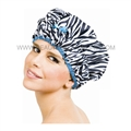 Betty Dain Sassy Stripes Shower Cap 5210