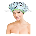 Betty Dain Hippie Chick Shower Cap 5160