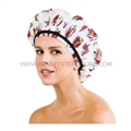 Betty Dain Hipster Tough Love Shower Cap 5170