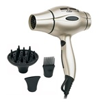 Gold 'N Hot Elite Smart Heat Ionic Hair Dryer (#7201)